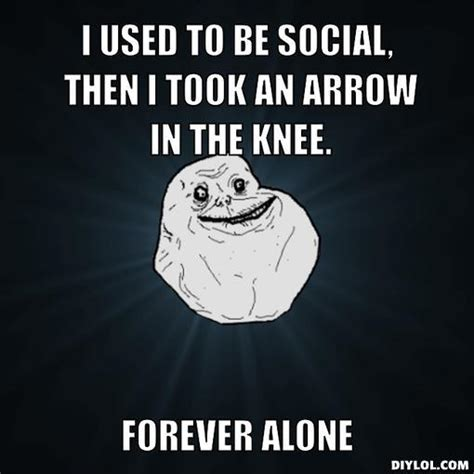 Arrow To The Knee Meme - image 210112 i took an arrow in the knee know your