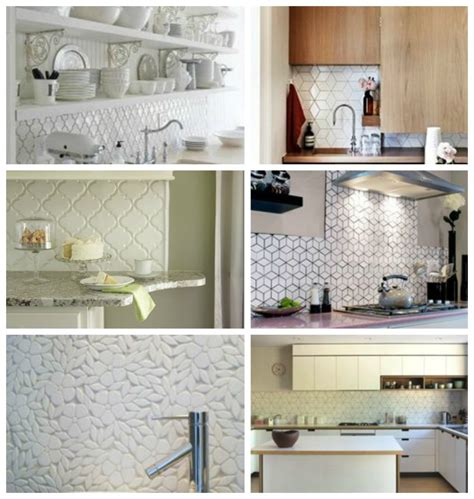 Small Kitchens Ideas white splashback ideas