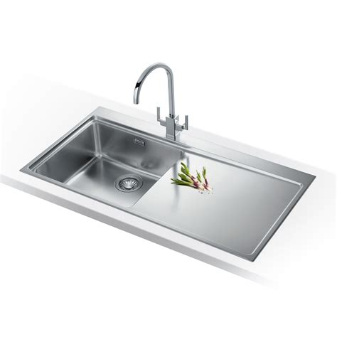 franke sinks customer service franke mythos 1 0 bowl silk stainless steel kitchen sink