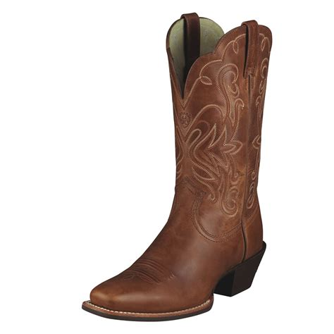 ariat boot pungo ridge ariat legend boots russet rebel ariat