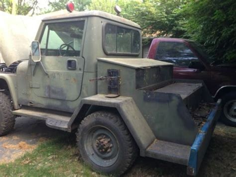 Jeep Cj10 For Sale Purchase Used 1986 Jeep Cj10 Tug In Louis