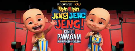 filem upin dan ipin terbaru 2016 blogger movie day out upin ipin jeng jeng jeng