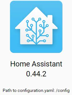 introducing hassio home assistant os home assistant