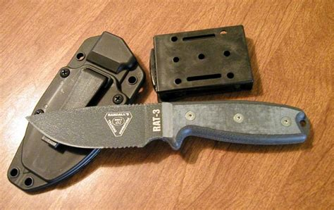 ontario rat 3 knife esee knives ontario rat knives on knives