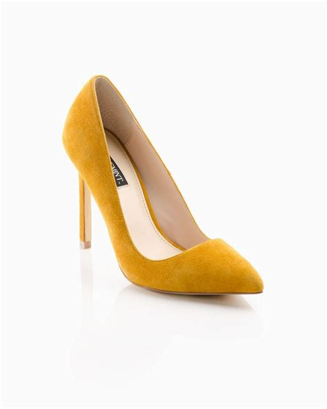 mustard color shoes mustard pointed toe shoes