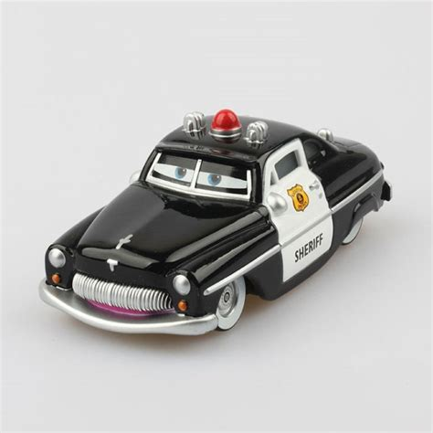 Disney Pixar Cars Sheriff Car mattel disney pixar cars sheriff car 1 55 in stock