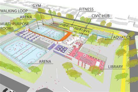 site plans innovation center south blackburnnews com southwest community centre plans