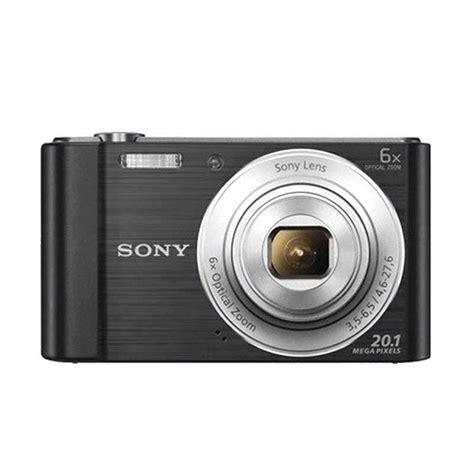 Kamera Sony Cybershot Dsc W810 jual sony dsc w810 black kamera pocket harga kualitas terjamin blibli