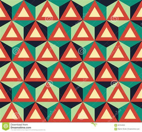 polygon pattern vector vector modern seamless colorful geometry pattern polygon