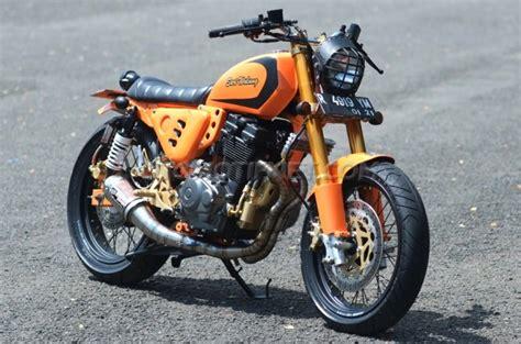 Lu Depan Glpro modifikasi honda gl pro 300cc dual cylinder motohits
