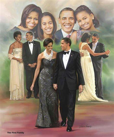 The First Family | first family of the united states the obamas president