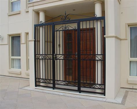 amazing unique home designs security doors for safety and