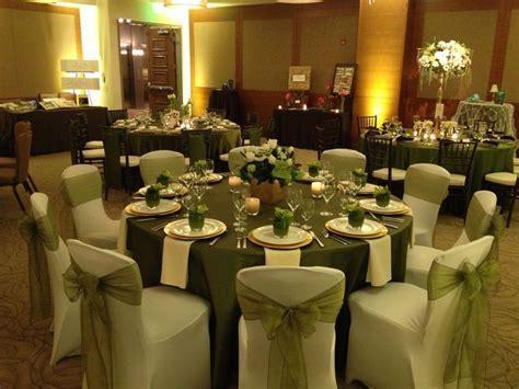 Sage/Willow Green Wedding Theme   Green Themed Weddings