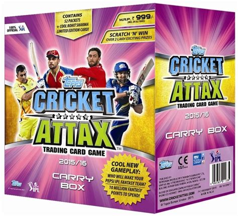 Can I Use My H M Gift Card Online - topps ipl cricket attax 2015 16 carrybox ipl cricket attax 2015 16 carrybox shop