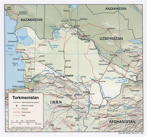 texas library maps turkmenistan ecoi net european country of origin information network