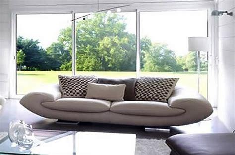 divani modernissimi divani in pelle design
