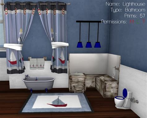 lighthouse for bathroom second life marketplace tiny spaces lighthouse bathroom