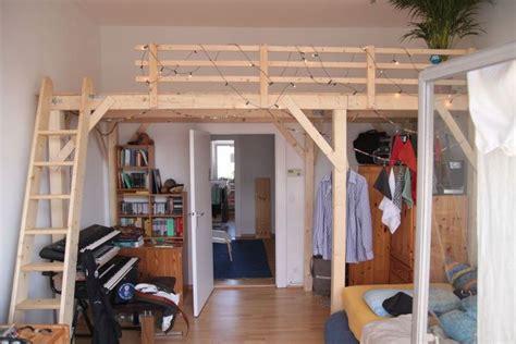 futon hochbett projekt quot schnelles hochbett quot loft bed hochbett