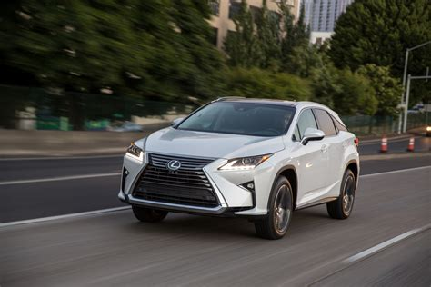 lexus rx 2016 2016 lexus rx detailed in the us through 137 new photos