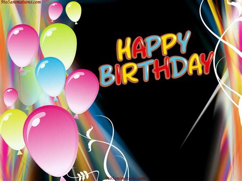 Birthday Posters Cards Images 9to5animations Com Birthday Powerpoint Templates For Mac