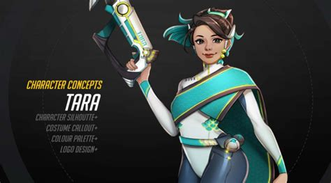 overwatch fan makes thai concept wows blizzard