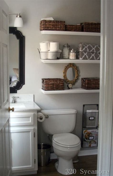 small bathroom shelves ideas 17 best images about bathroom storage ideas on