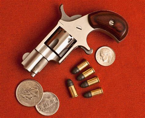 pug mini revolver naa 22 smallest five revolver in the world american arms
