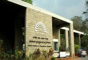 Iim Bangalore Cut 2017 For Mba by Indian Institute Of Management Bangalore Iim B