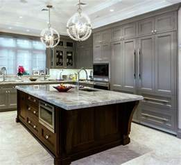 How To Match Kitchen Cabinets 20 Stylish Ways To Work With Gray Kitchen Cabinets