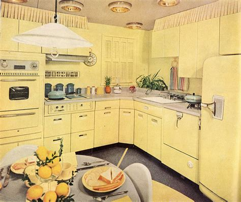yellow vintage kitchen meet me in philadelphia nothing says quot yum quot like a brown