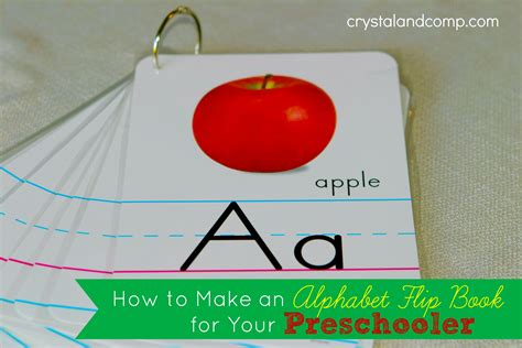 My Best Abc Alphabet Book teach your preschooler their abcs