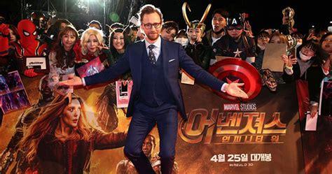film marvel tersukses di jepang film avenger infinity war kalah ramai anime