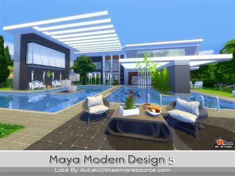 home design software like sims autaki s maya modern design 5