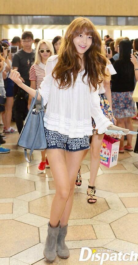 Blouse Simple Edisi November fesyen kpop 10 fesyen snsd sooyoung paling stailista