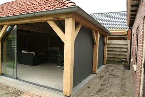 veranda met glaswand en screens pictures - Veranda Glaswand