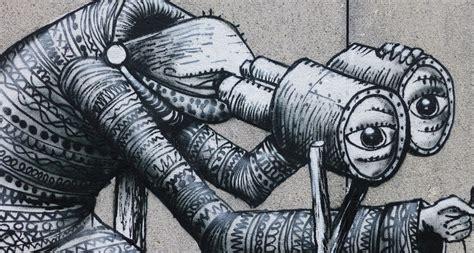 free design for phlet beyond street art the unreal artwork of phlegm