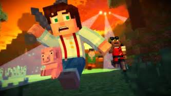 minecraft story mode hd minecraft story mode wallpaper full hd pictures