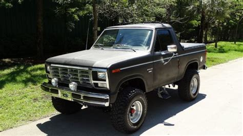 how make cars 1985 ford bronco security 1985 ford bronco xlt edition customized restoration fun