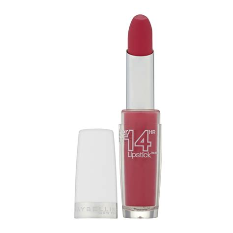 Maybelline Superstay Lipstick maybelline new york superstay 14h lippenstift 3 3 g