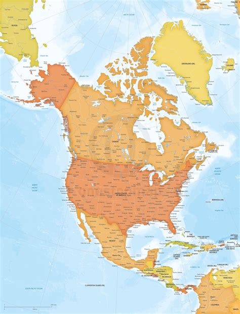 america map continent america continent map www imgkid the image