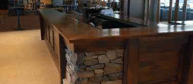 How To Make A Wood Bar Top Countertops Table Tops And Bar Tops Wood Kitchen