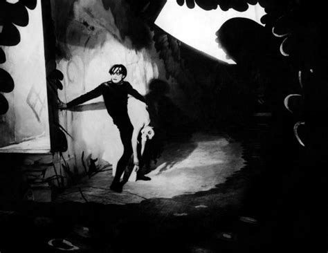 the cabinet of dr caligari with martyn jacques live