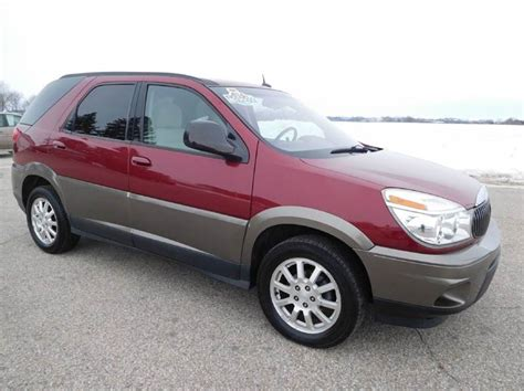 2005 buick suv 2005 buick rendezvous cx 4dr suv in fort atkinson ia
