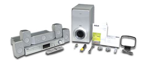 buy the rca rtd258 dvd home theater system at tigerdirect ca
