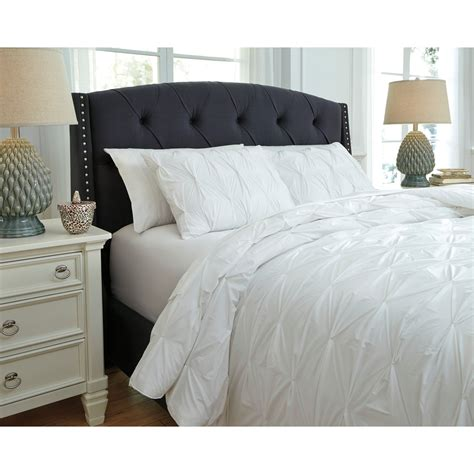 ashley furniture comforter sets signature design by ashley bedding sets q756013k king rimy