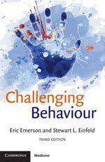types of challenging behaviours professor stewart einfeld the of sydney