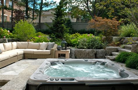 hot tub pictures backyard 63 hot tub deck ideas secrets of pro installers designers