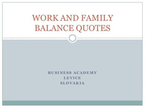 Quotes About Work Balance by Work Balance Quotes Quotesgram
