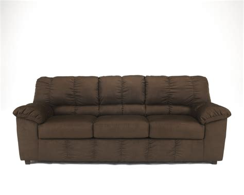 ashley couches sofas ashley furniture signature design dominator cafe sofa