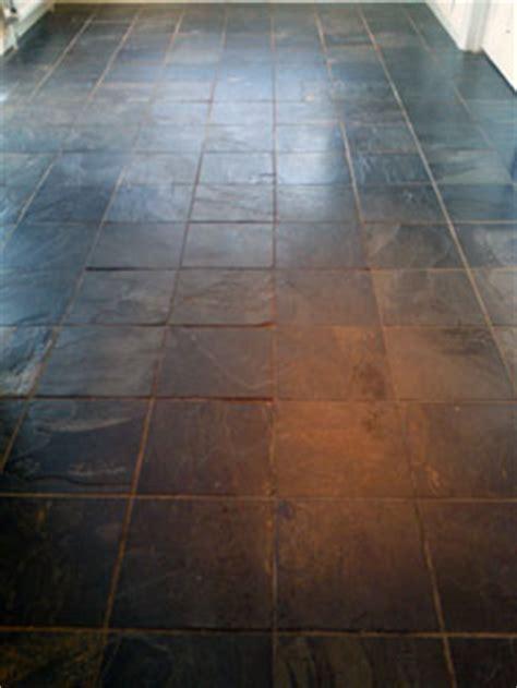 Slate Floor Tiles   Stone Floor Cleaning Essex